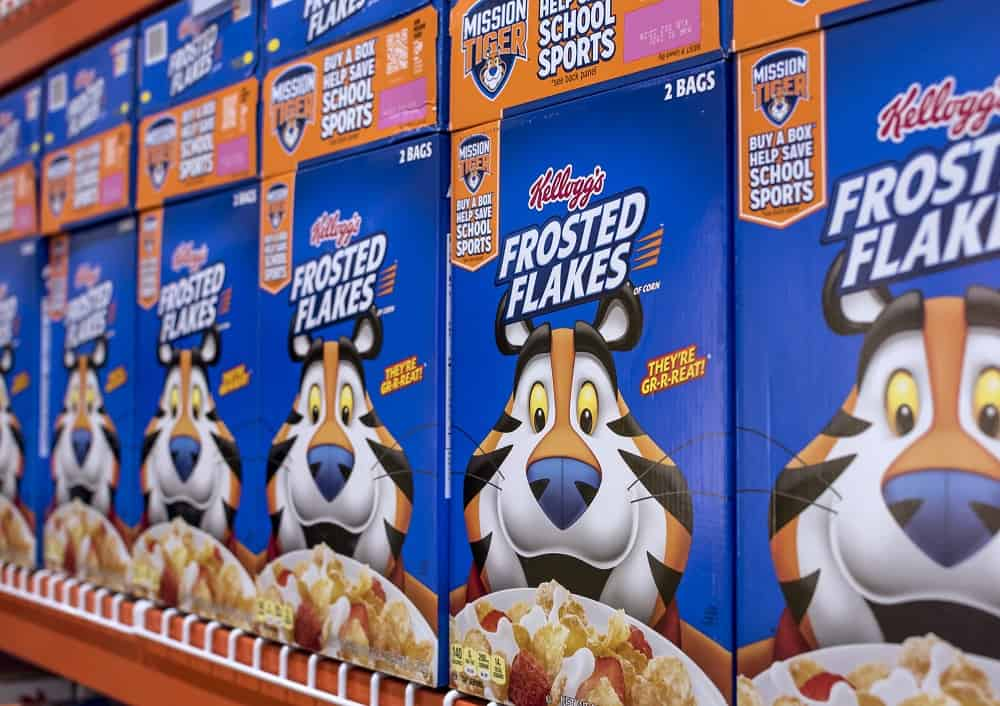 are frosted flakes vegan