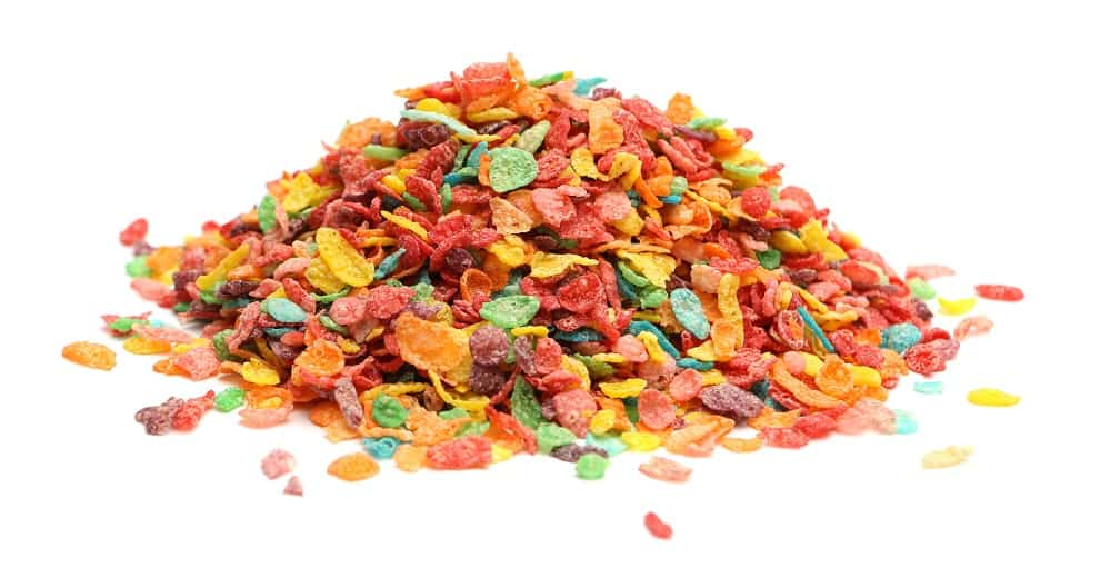 are fruity pebbles vegan