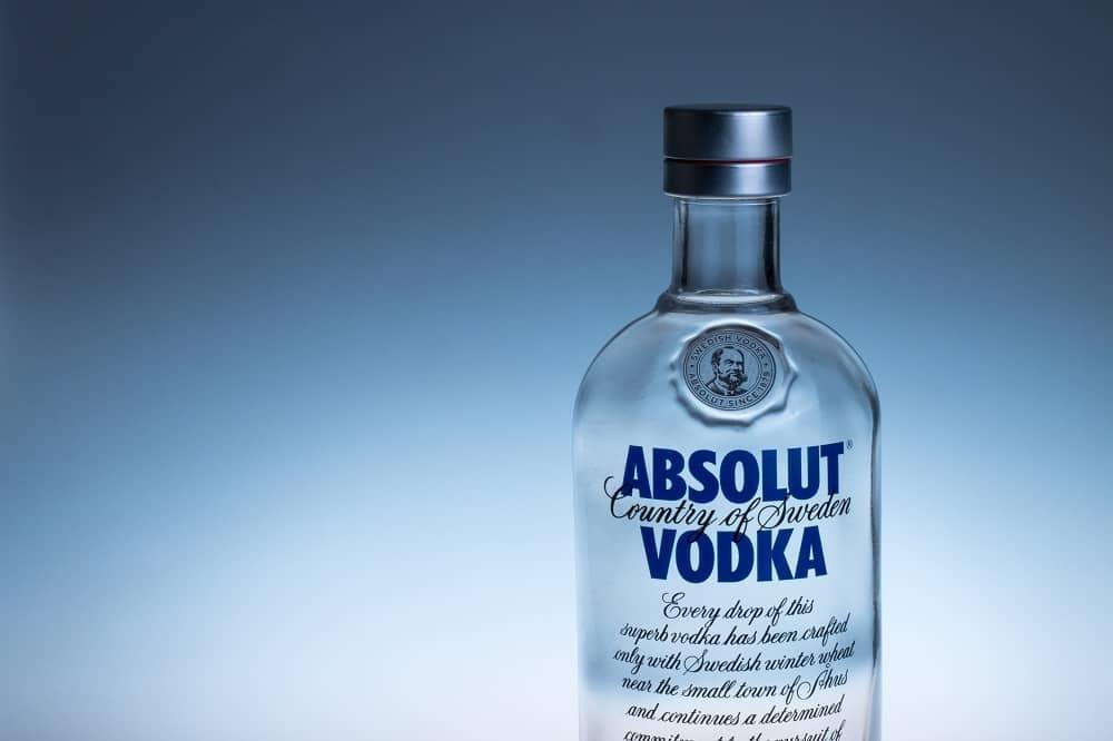 is vodka vegan