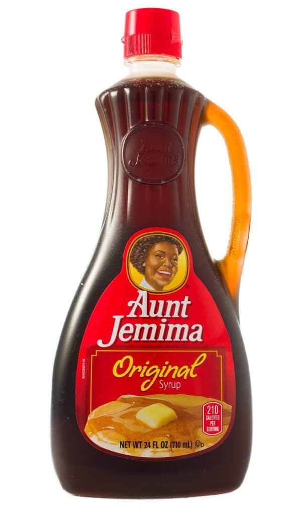 is aunt jemima vegan